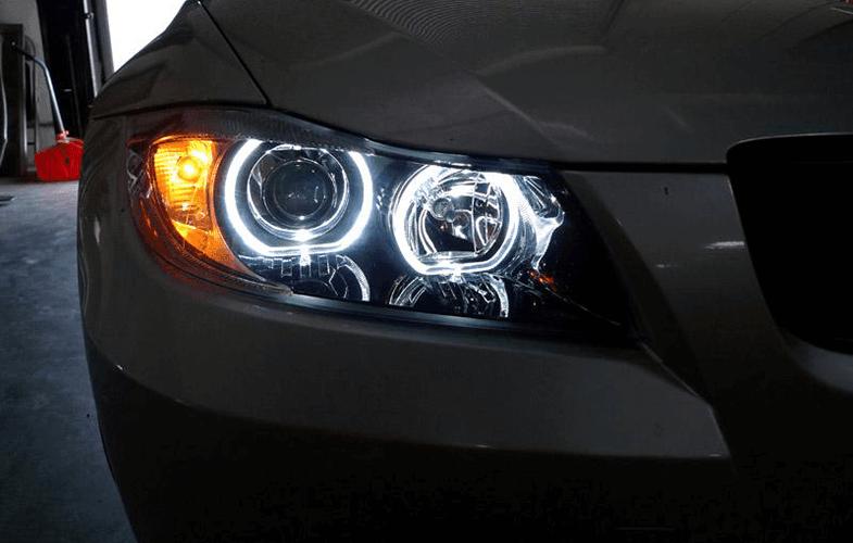 BMW Amerikan Park gizli özellik modül