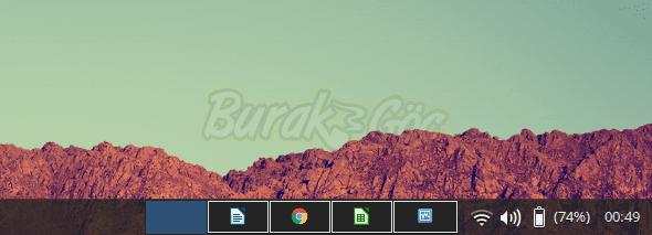 Xubuntu çalışma alanları
