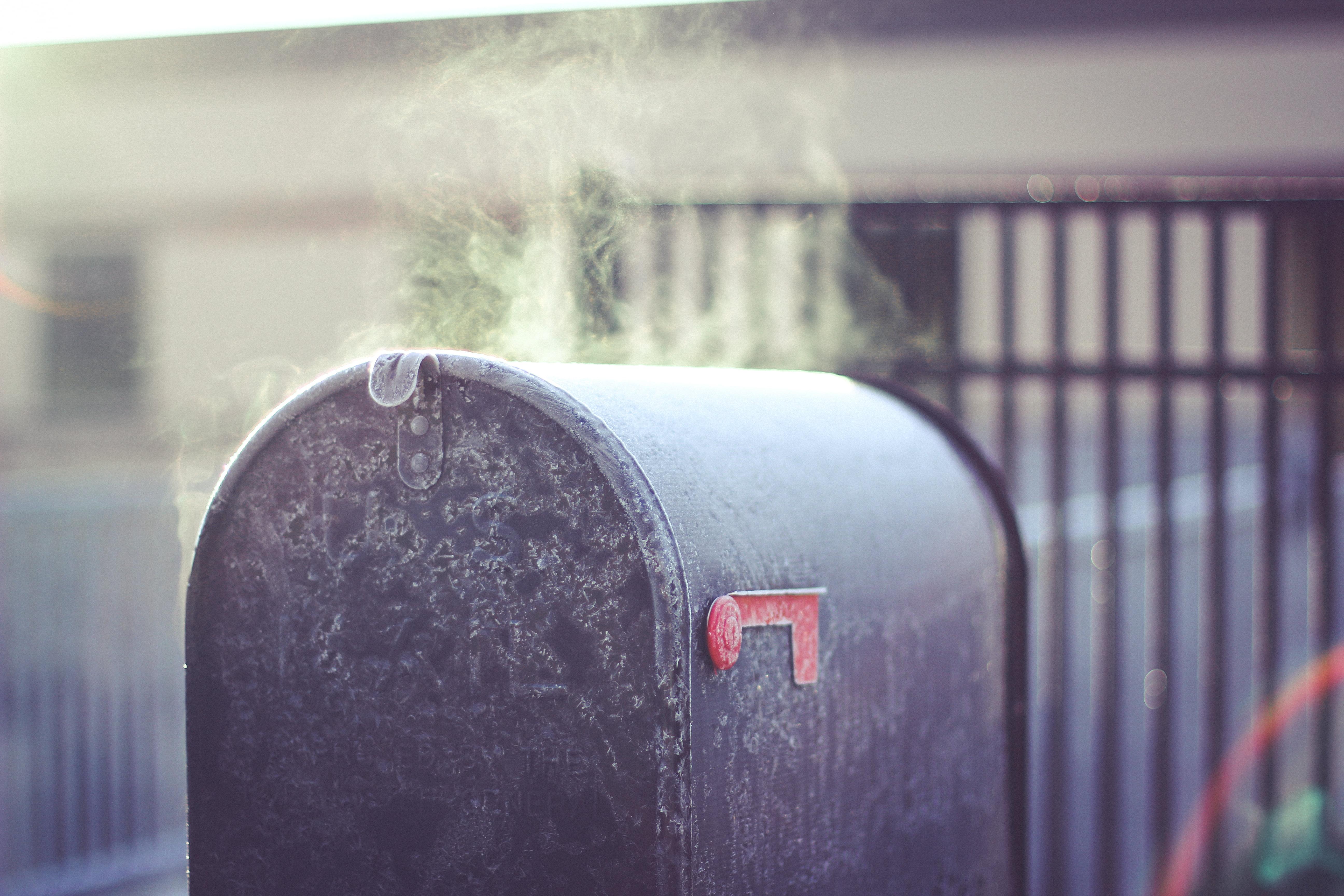 posta kutusu