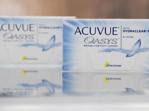 acuvue oasys lens yorumu