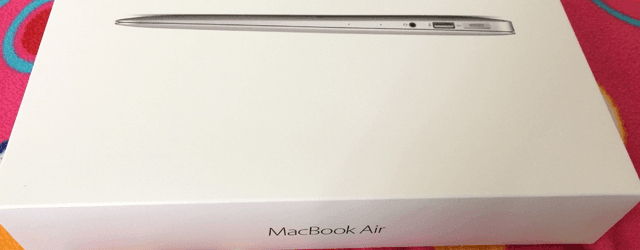 MacBook Air 13 Kutusu