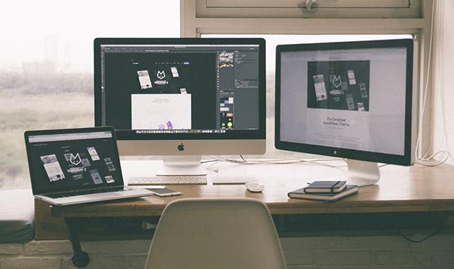 Freelancer multitasking çalışma