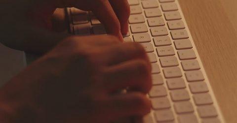 10 parmak klavye