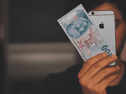 iPhone İnternet Paketi Çok Yiyor