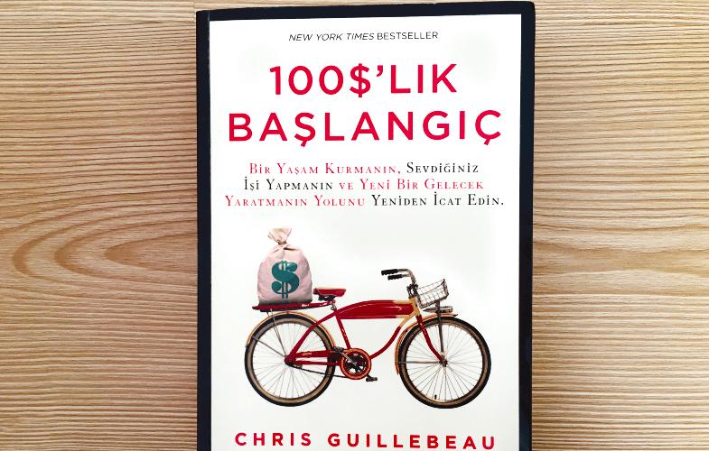 100 Dolarlık Başlangıç Kitap Kapağı