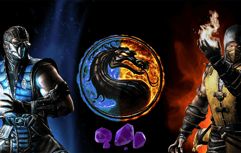 Mortal Kombat X Fragments