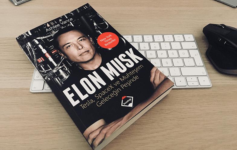 Elon Musk, Tesla, SpaceX ve Muhteşem Geleceğin Peşinde