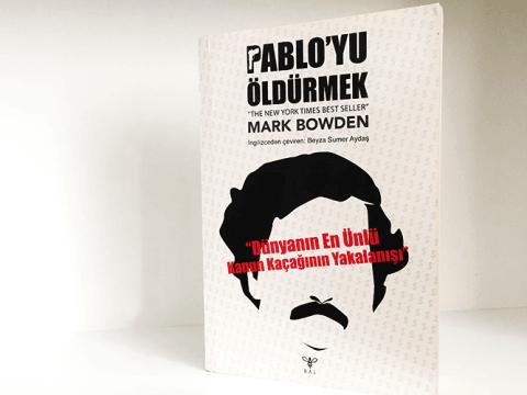 Pablo'yu Öldürmek Kitap