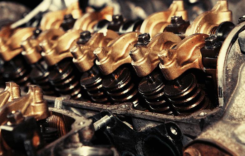 motor silindir ve pistonları