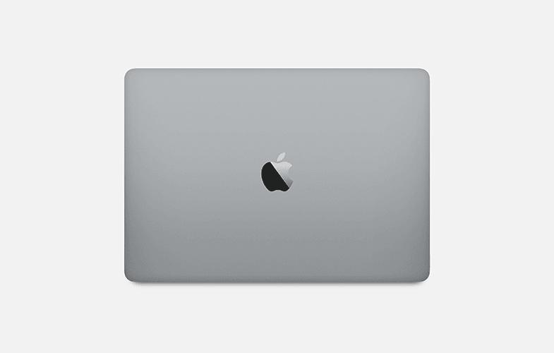 2019 MacBook Pro Arka Kapağı
