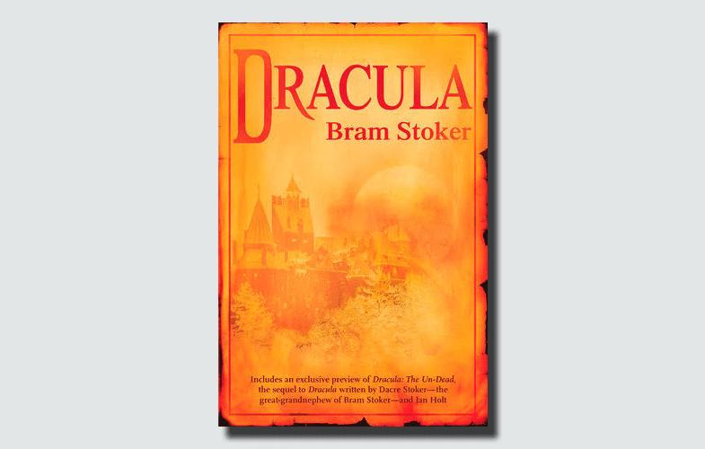 Dracula Kitap